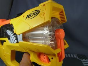 NERF N-STRIKE FIREFLY REV-8 YELLOW008