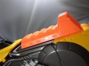 NERF N-STRIKE FIREFLY REV-8 YELLOW018