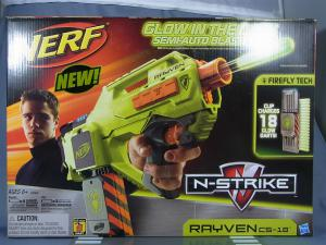 NERF N-STRIKE RAYVEN CS-18001