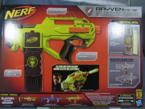 NERF N-STRIKE RAYVEN CS-18003