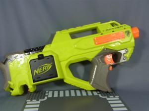 NERF N-STRIKE RAYVEN CS-18008
