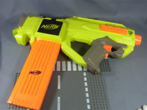 NERF N-STRIKE RAYVEN CS-18029