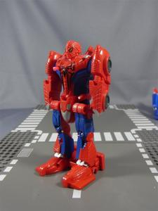 THE AMAZING SPIDER-MAN FLIP AND ATTACK SPIDER RACERCYBER LIZARD017