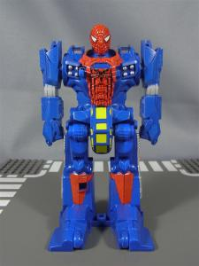 THE AMAZING SPIDER-MAN FLIP AND ATTACK SPIDER JETBATTLE HAULER005