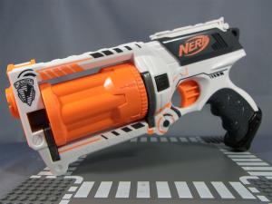 NERF N-STRIKE MARVERICK REV-6 WHITEOUT SERIES004