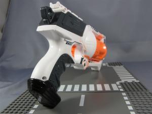 NERF N-STRIKE MARVERICK REV-6 WHITEOUT SERIES005