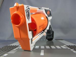 NERF N-STRIKE MARVERICK REV-6 WHITEOUT SERIES006