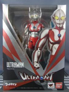 ULTRA-ACT ULTRAMAN Ver2002