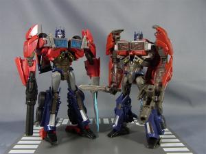 TF プライム トイザラス限定 バトルシールドオプティマス ロボットモード011