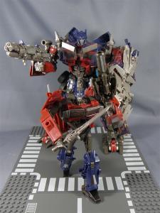 TF プライム トイザラス限定 バトルシールドオプティマス ロボットモード014