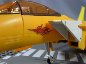 TF MP-11S デストロン航空宇宙兵 サンストーム ビークルモード006