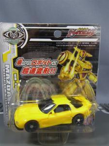 超速変形ジャイロゼッター モーフィンミニカーシリーズ MM-01 アルカディア ライバード/MM-04 マツダ RX-7003