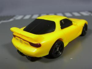超速変形ジャイロゼッター モーフィンミニカーシリーズ MM-01 アルカディア ライバード/MM-04 マツダ RX-7015