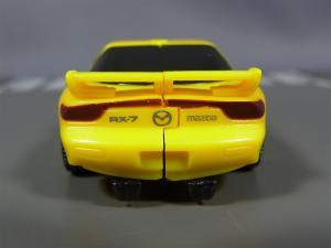 超速変形ジャイロゼッター モーフィンミニカーシリーズ MM-01 アルカディア ライバード/MM-04 マツダ RX-7017