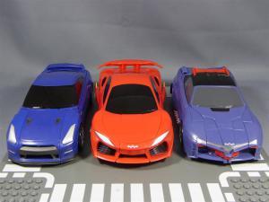 超速変形ジャイロゼッター ラピッドモーフィンシリーズ RM-02 アルカディア アギトツインS028