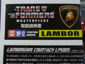 トランスフォーマー マスターピース MP-12 ランボル ビークルモード005