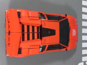 トランスフォーマー マスターピース MP-12 ランボル ビークルモード013