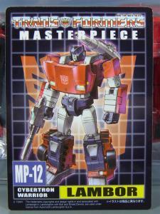 トランスフォーマー マスターピース MP-12 ランボル ロボットモード001