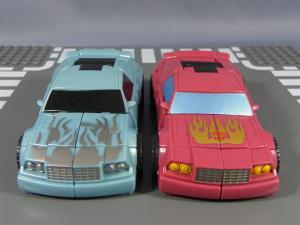 TF ユナイテッドEX レースマスター プライムモード 比較アームズアップ007