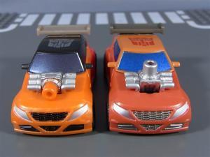 TF ユナイテッドEX レースマスター プライムモード 比較アームズアップ011
