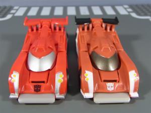 TF ユナイテッドEX レースマスター プライムモード 比較アームズアップ013
