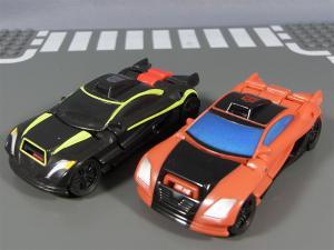 TF ユナイテッドEX レースマスター プライムモード 比較アームズアップ014