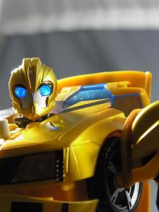 TFプライム 情報員 バンブルビー ロボットモード019