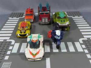 トランスフォーマープライム EZ-SP1 オートボットセット-01032