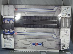 TFプライム アームズマスターオプティマス用ペーパークラフトコンテナ001