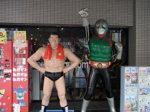 大阪shop ヒーロー玩具研究所1F003