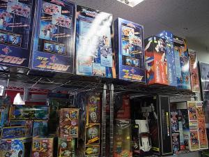 大阪shop ヒーロー玩具研究所2F004