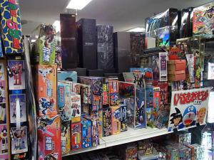 大阪shop ヒーロー玩具研究所2F005