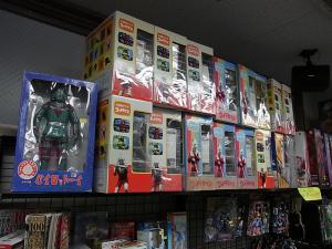 大阪shop ヒーロー玩具研究所2F021