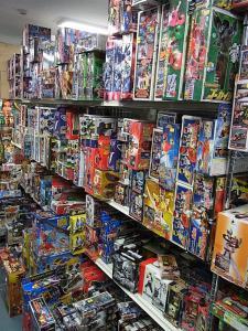 大阪shop ヒーロー玩具研究所2F030
