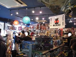 大阪shop ヒーロー玩具研究所1F007