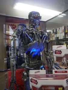 大阪shop ヒーロー玩具研究所 展示品006