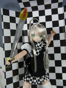 ピュアニーモ ニャル子さんで遊ぼう008