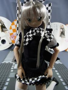 ピュアニーモ ニャル子さんで遊ぼう017