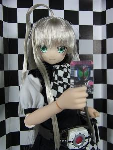 ピュアニーモ ニャル子さんとディケイドで遊ぼう004