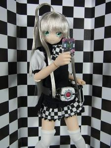 ピュアニーモ ニャル子さんとディケイドで遊ぼう005