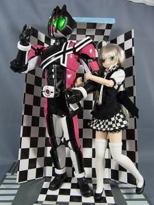 ピュアニーモ ニャル子さんとディケイドで遊ぼう013