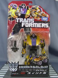 トランスフォーマー TFジェネレーションズ TG06 スィンドル001