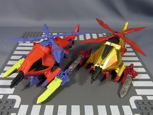 トランスフォーマー TFジェネレーションズ コンバッティコン比較006