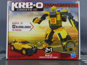 Kre-o bumblebee little001