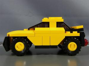 Kre-o bumblebee little005