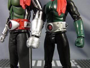 SHF仮面ライダー1号(桜島1号)と新一号を比較003