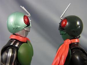 SHF仮面ライダー1号(桜島1号)と新一号を比較006