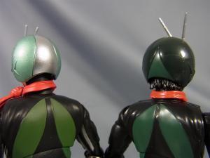 SHF仮面ライダー1号(桜島1号)と新一号を比較008