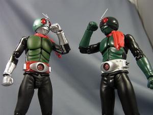 SHF仮面ライダー1号(桜島1号)と新一号を比較018