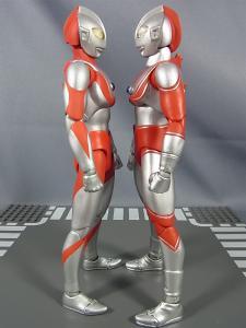 ULTRA-ACT ウルトラマンジャック 比較遊ぼう!006